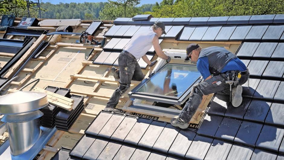 Eine energetische Haussanierung erhöht den Verkaufspreis um bis zu 44 Prozent.