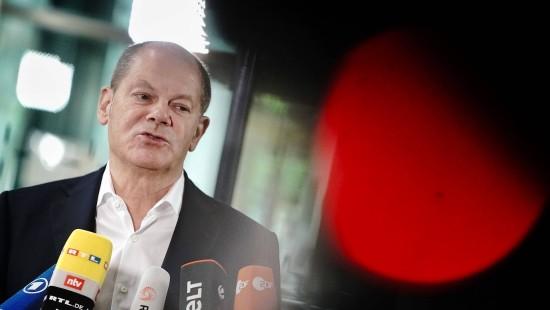 """""""Missachtung des Bundestags darf nicht hingenommen werden"""""""