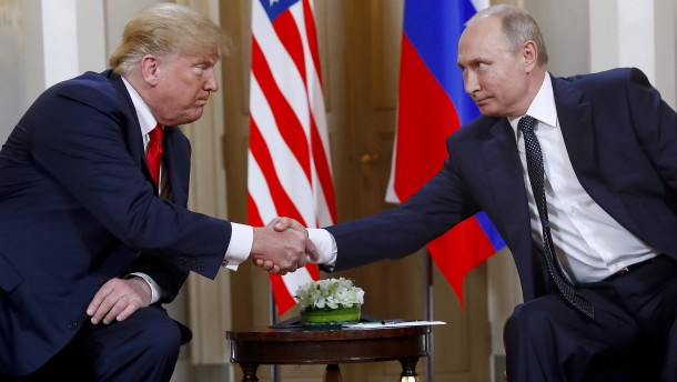 FBI ermittelte, ob Donald Trump für Russland arbeitet