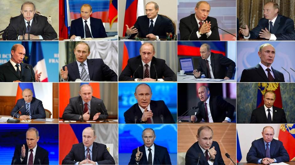 Klingt wie versteckte Warnungen: Putins Rhetorik