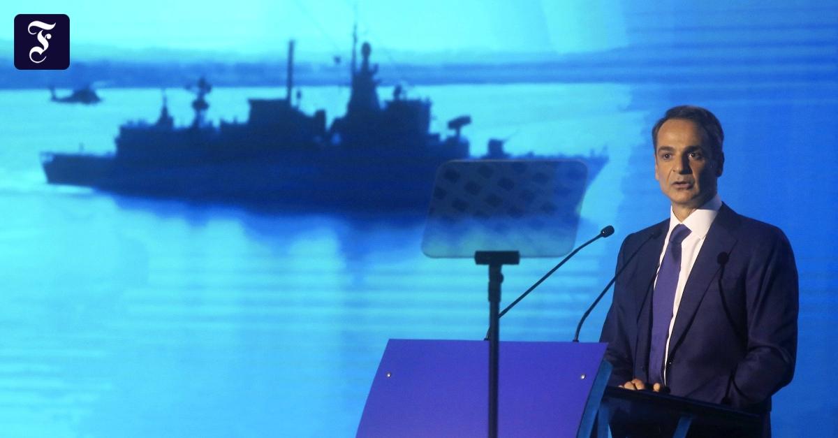 Erdgasstreit im Mittelmeer: Griechenland rüstet Militär auf