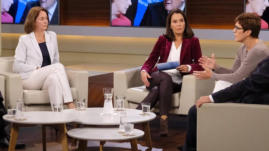 TV-Kritik zu Anne Will: Bildung einer neuen Regierung