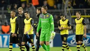 Dortmund in Bedrängnis