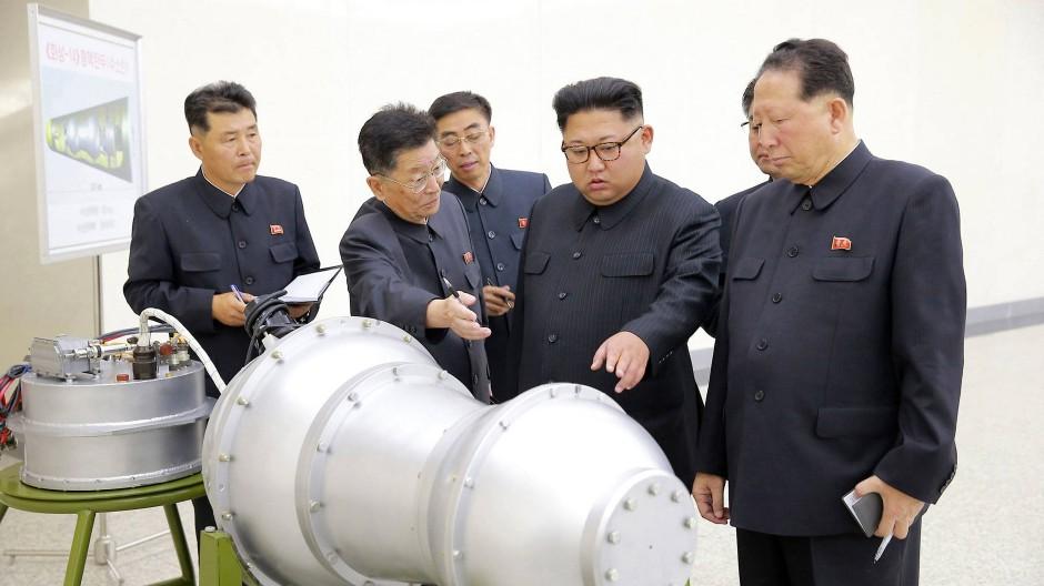 Nordkorea: Provokation, die Strategie des Kim Jong-un