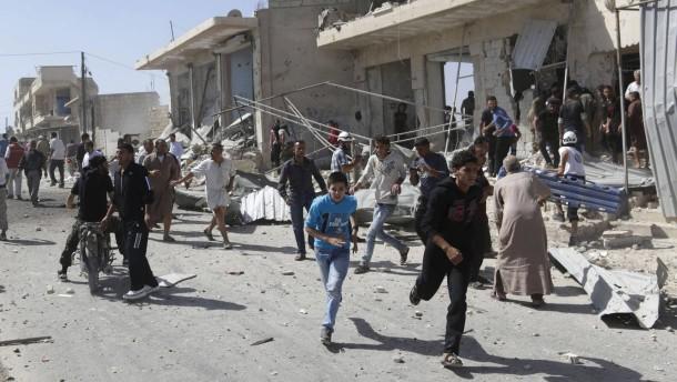 Von der Leyen: Assad nicht ausschließen