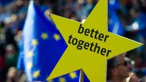 Die Erfolge der EU