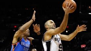 San Antonio Spurs gewinnen weiter