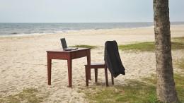 Hat das Büro unter Palmen eine Zukunft?