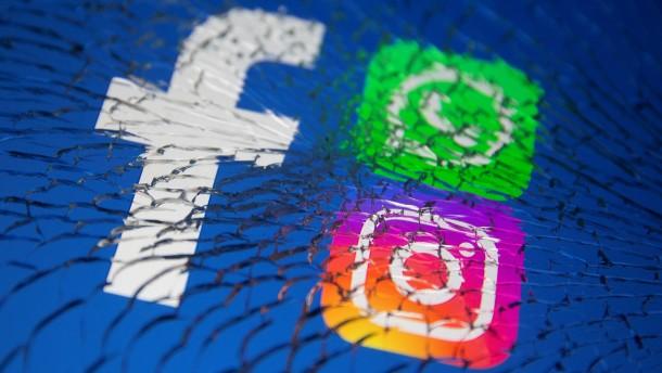 Wie es zum großen Ausfall in den sozialen Medien kam