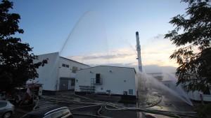 Bodenproben nach Giftgas-Unfall im Rheingau