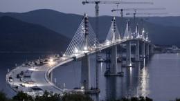 Chinesen bauen Brücke in Kroatien, die EU zahlt