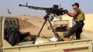 Armee erobert Ortschaften von IS zurück