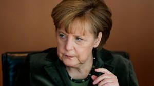Merkel: Russland verstößt gegen das Völkerrecht
