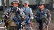 Waffennarren rüsten sich für mögliche Unruhen