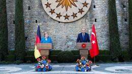 Merkel spricht bei Erdoğan Lage deutscher Häftlinge an