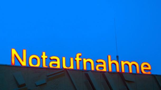 Schlägerei legt Klinik-Notaufnahme in Schwerin lahm