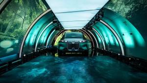 Der selbstfahrende BMW iNext wird nicht teurer als ein X5