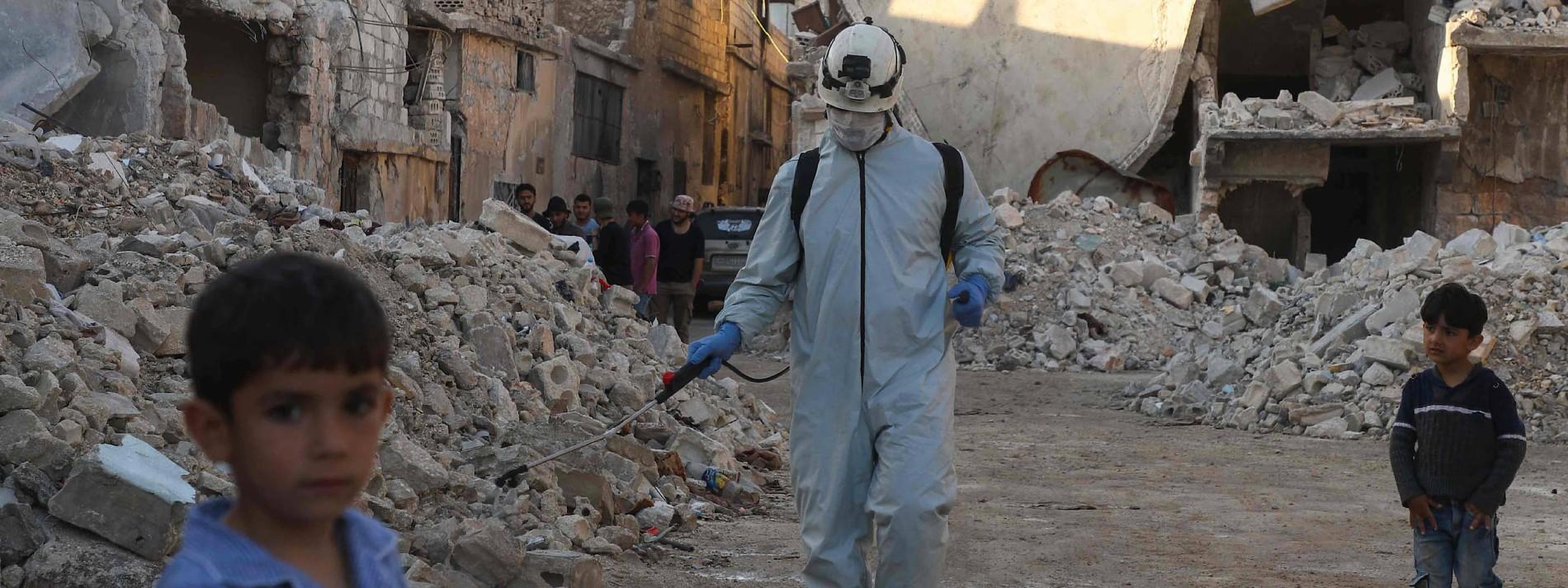 Syrien und Russland greifen offenbar gezielt Schulen und Krankenhäuser an