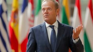 EU-Kommission hält dritten Brexit-Aufschub für denkbar