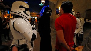 Star-Wars-Fans bekommen ihr Disneyland