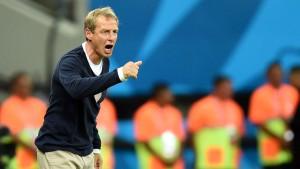 Klinsmanns Team verpasst knapp die Sensation