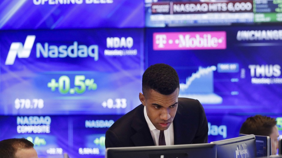 Bankaktien liegen bei Anlegern an der Wall Street gerade voll im Trend.