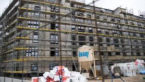 Bundesregierung will neue Mietwohnungen stärker fördern