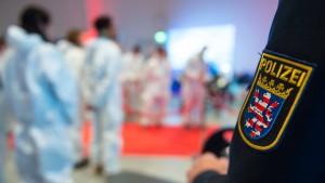 Bereitschaftspolizei bei Umfrage zu Extremismus vergessen