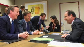 Belgium EU Budget Summit