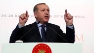 Erdogan will Todesstrafe zustimmen