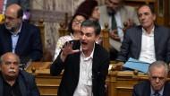 Griechisches Parlament stimmt für Reformpaket