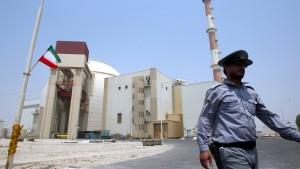 Iran erhöht Zahl der Uran-Zentrifugen