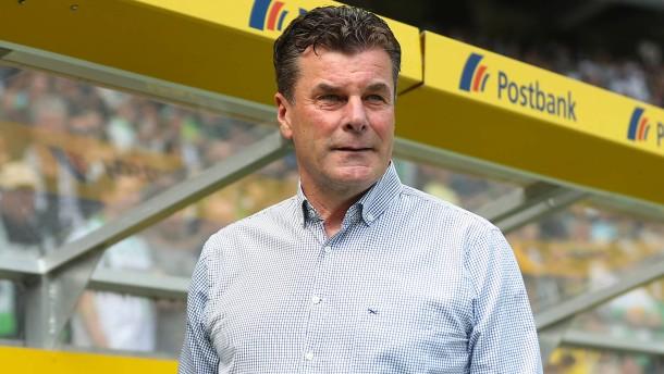 Hecking übernimmt beim Hamburger SV