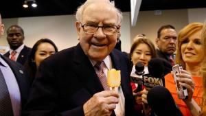 Warren Buffett spendet wieder mehrere Milliarden Dollar