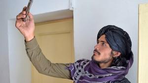Wie die Taliban kommunizieren