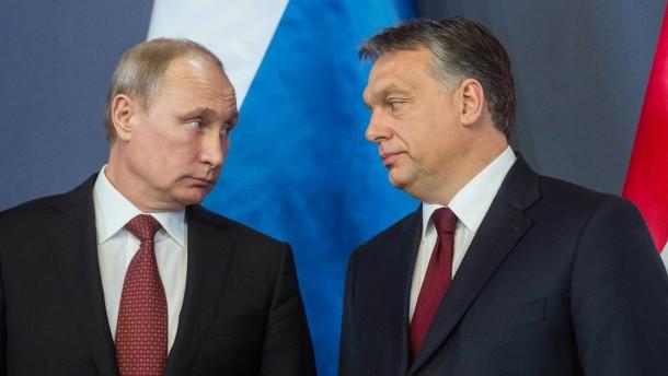 EU soll russisch-ungarisches Atomgeschäft blockieren