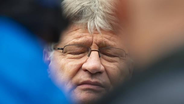 Vorwürfe gegen Meuthen nach Kalbitz-Urteil