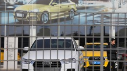 Audi will in China doppelt so viele Autos verkaufen