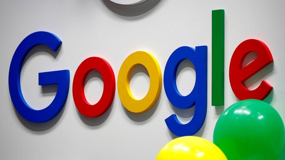 Google muss sich auch viel Kritik anhören.