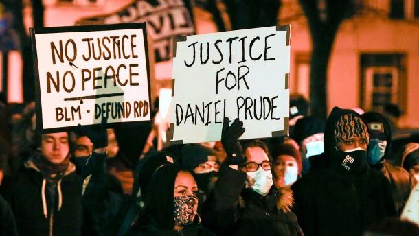 Keine Anklage gegen Polizisten nach Tod eines Unbewaffneten