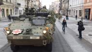 Die Nato will Russland Konfrontation aufzwingen