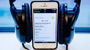 Spotify, Apple Music und Amazon Prime mit Mängeln