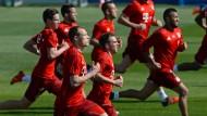 Abgehängt: In der Umsatz-Tabelle rennt der FC Bayern hinterher.