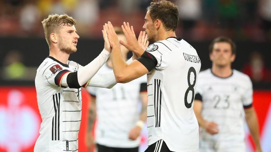 Der DFB will seine Nationalmannschaft nicht alle zwei Jahre an einer Fußball-WM teilnehmen lassen.