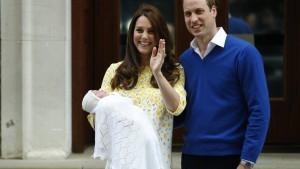 Erstausstattung für das (Royal) Baby