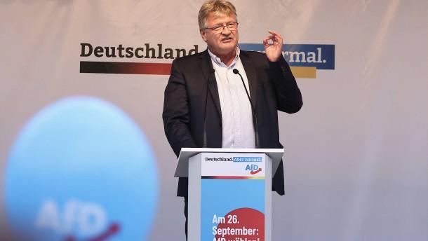 Wer folgt auf Jörg Meuthen?