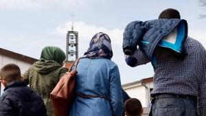 Weniger Syrer haben Anspruch auf Familiennachzug