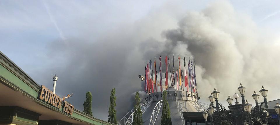 Europa Park In Rust Hat Nach Großfeuer Wieder Geöffnet