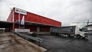 Umschlagplatz: der Darmstädter Railport