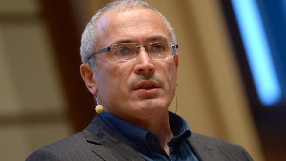 Neuer Haftbefehl gegen Chodorkowski